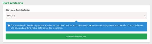 Powered Now, xero integration